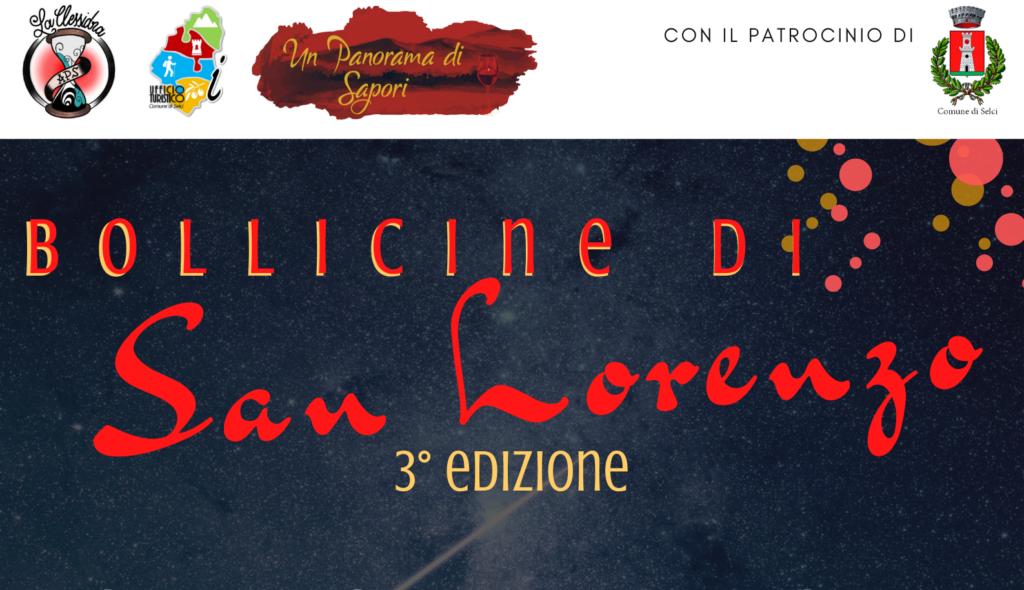 BOLLICINE DI San Lorenzo