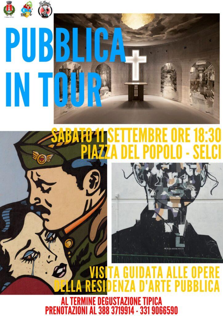 PUBBLICA IN TOUR